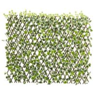 Nearly Natural 39-Inch Artificial English Ivy Fence