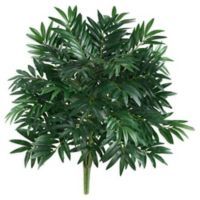 Nearly Natural Bamboo Palm Artificial Plants (Set of 2)
