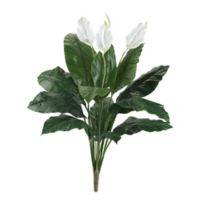 Nearly Natural 41-Inch Spathiphyllum Artificial Plants (Set of 2)
