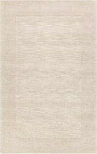 Surya Mystique Classic Solid 9' x 13' Area Rug in Neutral