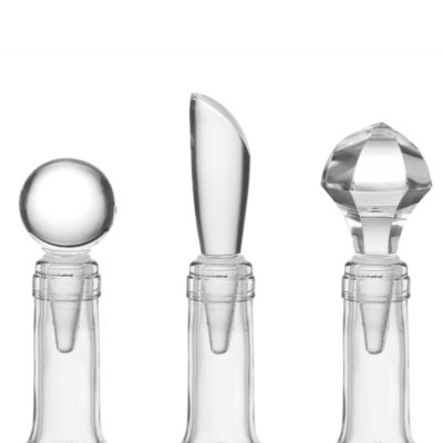 Buy Crystal Bottle Stoppers From Bed Bath Amp Beyond