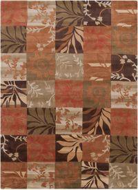 Surya Cosmopolitan 8' x 11' Handcrafted Multicolor Area Rug