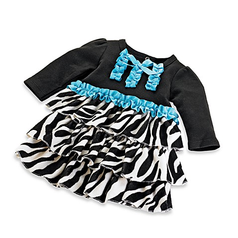 Dresses > Mud Pie® Size 2T/3T Zebra Dress from Buy Buy Baby