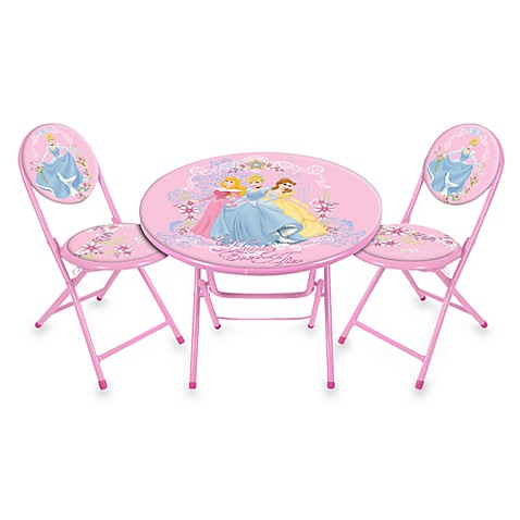 Disney Princess Table And Chairs Set Bed Bath amp Beyond