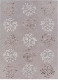 Surya Tamira Medallion 8' x 11' Area Rug in Grey