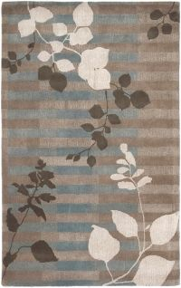 Surya Smith II 9' x 13' Hand-Tufted Area Rug in Brown/Grey
