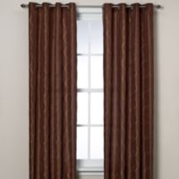 Delano 84-Inch Window Panel in Brown