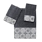 Avanti Galaxy Hand Towel in Granite