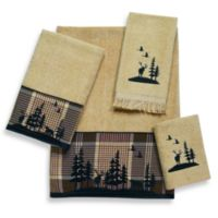 Avanti Woodlands Bath Towel in Rattan