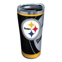 Tervis® NFL Pittsburgh Steelers Rush 20 oz. Stainless Steel Tumbler with Lid