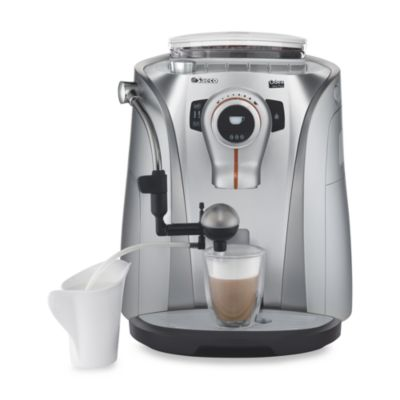 Coffee Makers Sold At Bed Bath And Beyond : Saeco Odea Plus 104724 Automatic Espresso Machine - Bed Bath & Beyond