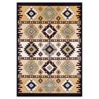 Achim Ferrera Multicolor Mayan-Inspired 5'2 x 7'7 Area Rug