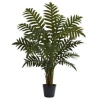 Nearly Natural 3.5-Foot Evergreen Plant