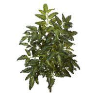 Nearly Natural Artificial Bracken Fern Plants (Set of 3)