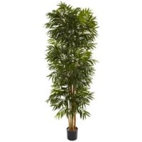 Nearly Natural 7.5-Foot Phoenix Artificial Palm Tree