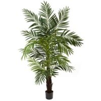 Nearly Natural 6- Foot Areca Artificial Palm Tree