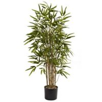 Nearly Natural 3.5-Foot Artificial Twiggy Bamboo Tree