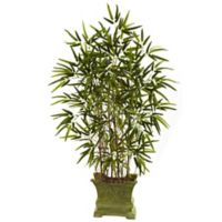 Nearly Natural 3.5-Foot Artificial Twiggy New Bamboo Tree