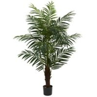 Nearly Natural 5-Foot Artificial Areca Palm Tree