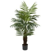 Nearly Natural 4-Foot Artificial Areca Palm Tree