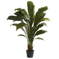 Nearly Natural 3.5-Foot Bird's Nest Fern Artificial Plant