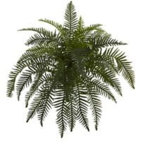 Nearly Natural 26-Inch Artificial River Fern Plants (Set of 2)
