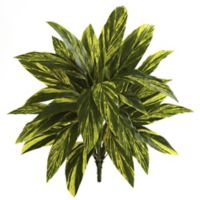 Nearly Natural Real Touch 19-Inch Artificial Tradescantia Plants (Set of 6)