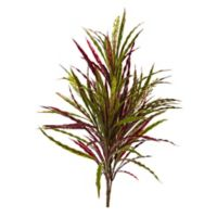 Nearly Natural 28-Inch Artificial Fall Vanilla Grass Plants (Set of 3)