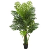 Nearly Natural 6-Foot Artificial Hawaii Palm Tree