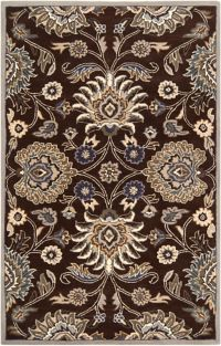 Surya Caesar 10' x 14' Hand Tufted Area Rug in Brown/Taupe