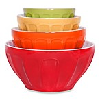 4-Piece Nesting Mixing Bowl Set