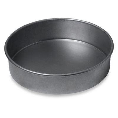Images Of Round Cake Pans : Chicago Metallic? Nonstick 8-Inch Round Cake Pan - Bed ...