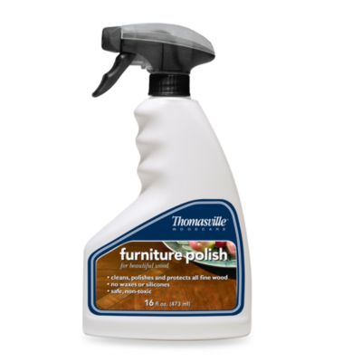 Thomasville® Furniture Polish In 16 Ounce Trigger Spray