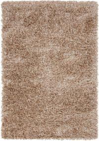 Surya Rhapsody Shag 8' x 10' Area Rug in Beige/Wheat