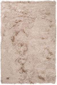 Surya Whisper Shag 9' x 12' Area Rug in Taupe