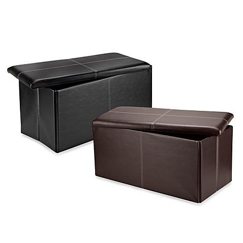 Fhe Foldable Storage Bench