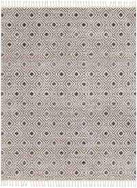 Surya Restoration Distressed 7'10 x 10' Area Rug in Taupe
