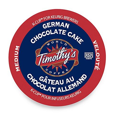 German Chocolate Cake Coffee Keurig