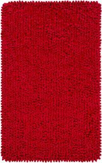 Surya Nestle Shag 8' x 10' Area Rug in Brick Red