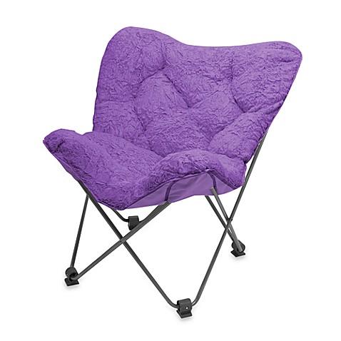 Teen Vogue® Butterfly Chair   Purple
