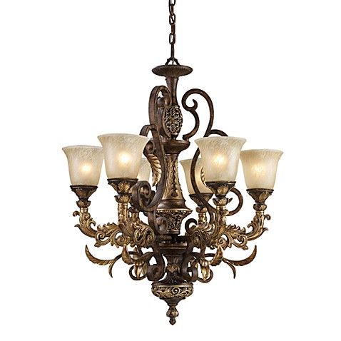 ELK Lighting Regency 6-Light Chandelier