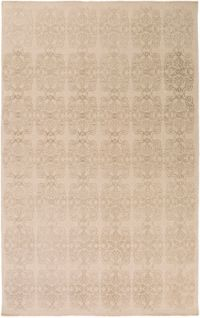 Surya Adeline Medallion 2' x 3'4 Accent Rug in Ivory