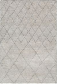Surya Landscape 5' x 7'6 Area Rug in Taupe
