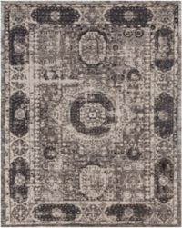 Surya Amsterdam 8' x 10' Handwoven Area Rug in Classic Dark Brown