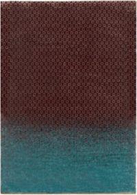 Surya DipGeo by Ted Baker 5'6 x 7'9 Area Rug in Brown/Teal