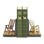 Sterling Home Beach Chair Bookends