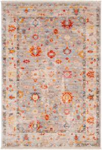 Surya Ephesians Floral Saffron 9' x 12' 10 Area Rug