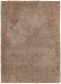 Surya Heaven 9' x 13' Hand Knotted Shag Round Area Rug in Khaki