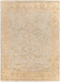 Surya Hillcrest 8' x 11' Area Rug in Wheat