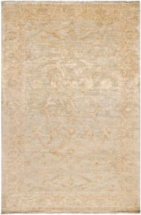Surya Hillcrest 9' x 13' Area Rug in Wheat